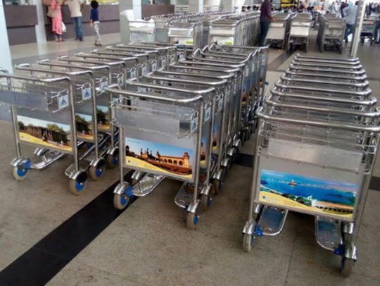 Airport-Trolley